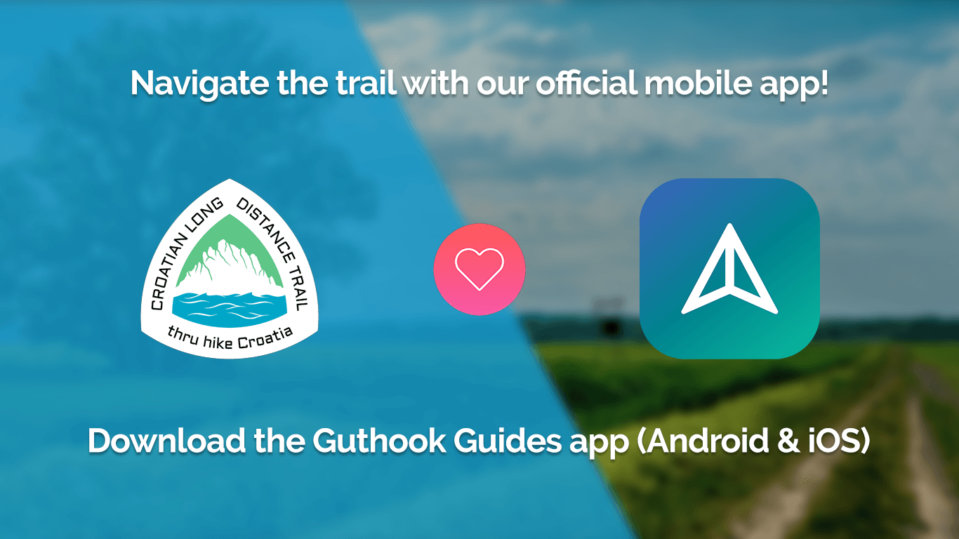 CLDT mobile app - Guthook Guides