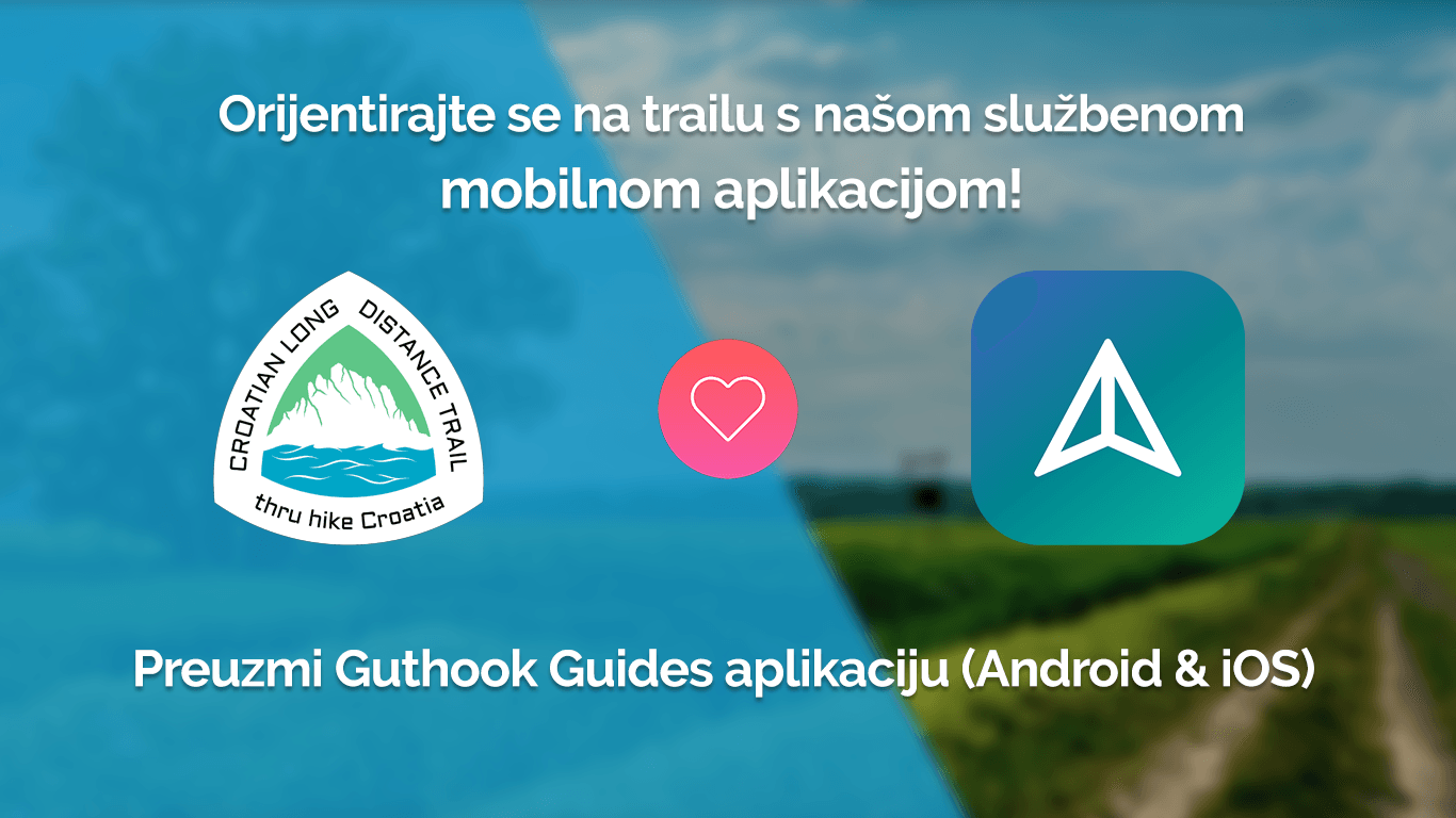 CLDT mobile app - Guthook Guides